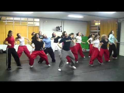 The Best Choreography On Shakira Waka Waka Dance video