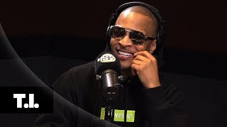 T.I. Opens Up On Kanye Meeting, Gucci Mane, Gun Laws & Tiny