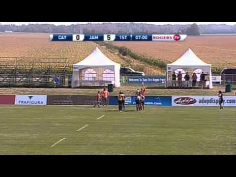 NACRA Women - Game 6  - Jamaica v Cayman Islands