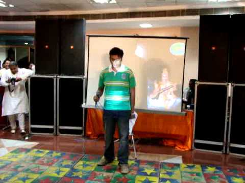 IIM-Lucknow (Noida Campus) Mimicry Act for WMP - 25-Aug-2012