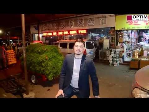 Евгений Колесов,  Оптовый рынок цветов в Гуанчжоу: сверхдоходный бизнес
