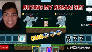 (12.6 MB) Buying My Dream Set! OMG + My New Set! - Growtopia Mp3