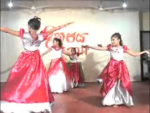 Dance For A Sinhala Song video