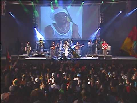 Andrew Tosh - Tribute to Peter Tosh 2006 (Recorded in Salvador - Bahia, BRAZIL)