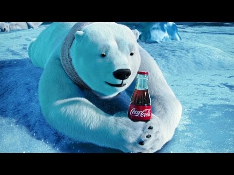 Coke 2012 Commercial: &quot;Catch&quot; starring NE_Bear