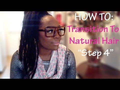 HOW TO: Transition To Natural Hair