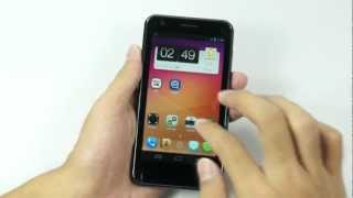 Hands-on Haier W910: Retina IPS Gorillas 720P Display, Dual-Core MSM8260A, 3G, GPS, IP54