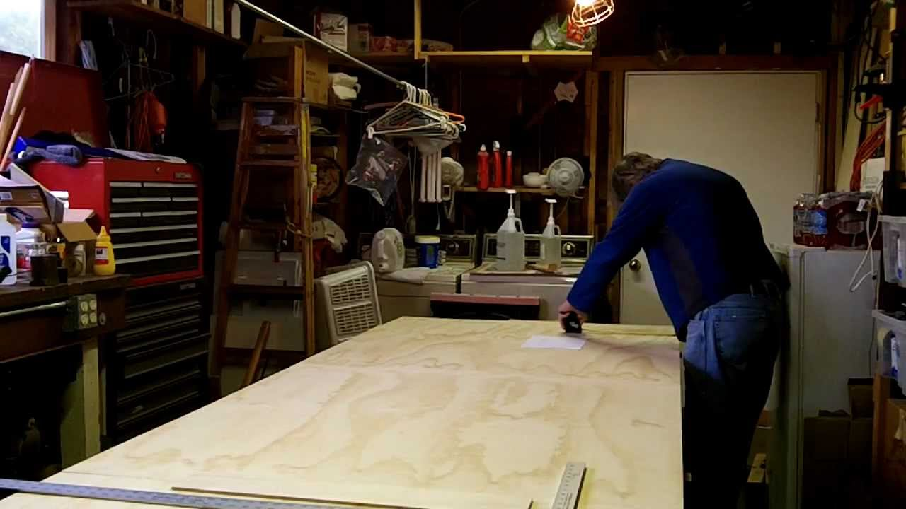 Building a 10 ft dinghy - YouTube
