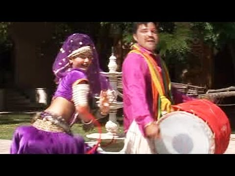 Dhol Baje Re Nagara Baje - Latest Rajasthani Devi Maa Songs 2014 | Mata Ji Ke Manderiye Dj Baaje video