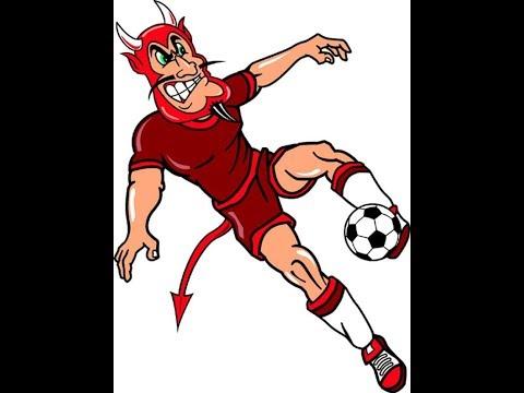 Futebol No Inferno - Caju E Castanha video