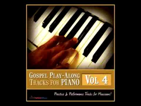 Help Me Believe (Bb) Kirk Franklin Piano Play-Along Track.mp4
