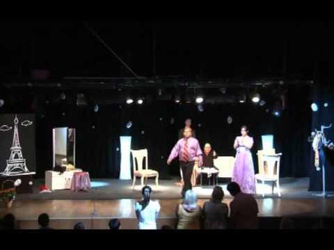 Театр комедии Израиль. Июнь 2011. Украина.