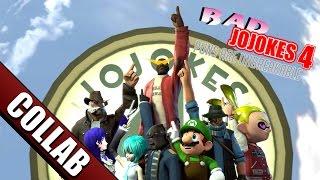 Bad Jojokes Collab 4: Puns Are Unbreakable