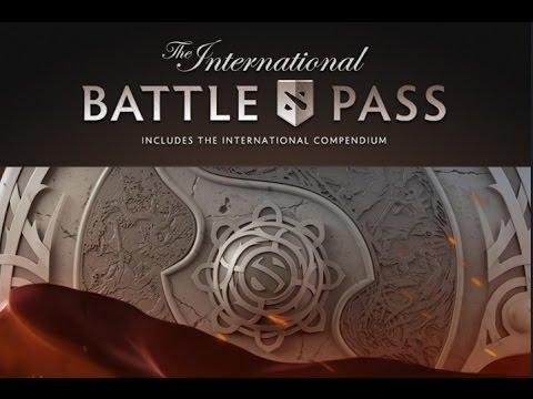 Dota 2 International 6 Battle Pass