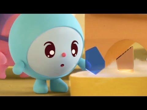 Малышарики Новые серии - Стёклышко (30 серия) Мультики для самых маленьких