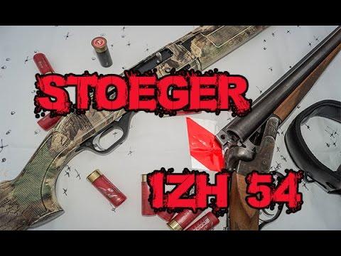 ПРОВЕРИМ? Турки или СССР  Stoeger/ИЖ-54?