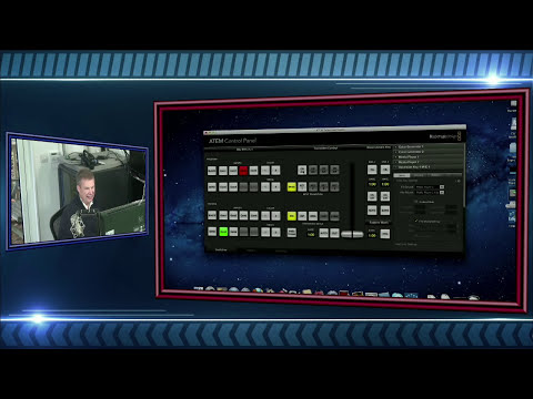 StudioTech 26: Blackmagic Design Television Studio