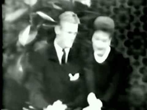 Tab Hunter with Ethel Merman  11/24/59