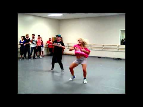 Alexandra Stan - Mr. Saxobeat Choreography by: Dejan Tubic & Janelle Ginestra