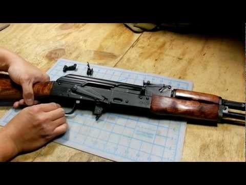 No-Cost Trigger Job for Stock Saiga AK variant Rifles (1080p HD)
