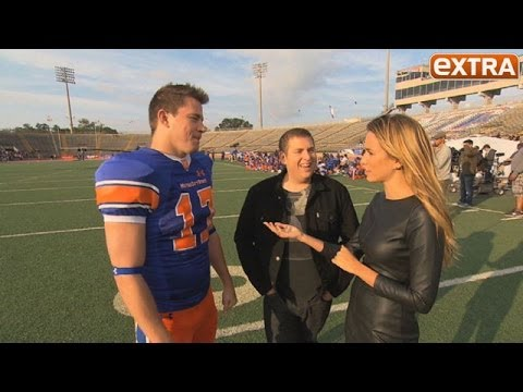 Channing Tatum and Jonah Hill Talk Babies on the Set of '22 Jump Street'
