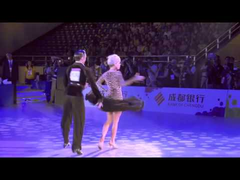 2012 GrandSlam Chengdu | The Final | Jive