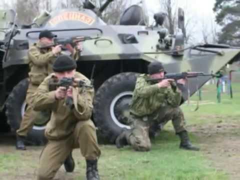 Боевая подготовка внутренних войск Беларуси