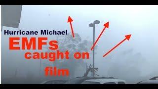 Michael: EMF Signatures & Atmospheric Anomalies Caught on Video