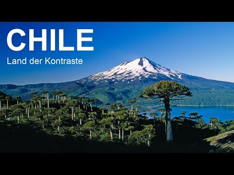 "Trailer zur Multivision ""Chile - Land der Kontraste"""