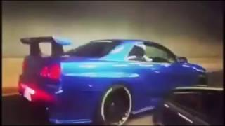 Nissan Skyline R34 GT-R Tunnel Sound!