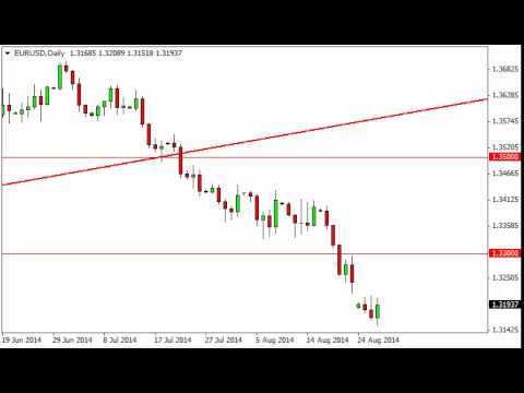 EUR/USD Technical Analysis for August 28, 2014 by FXEmpire.com