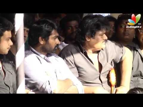 Sivakarthikeyan Vijay Sethupathi Jeeva at Kollywood strike to...