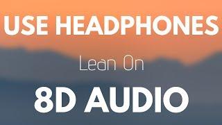 Major Lazer Dj Snake Lean On Feat M0 8d Audio