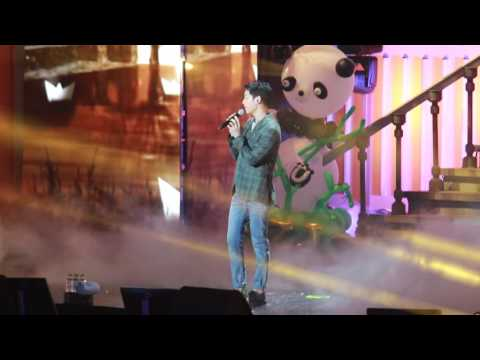 [Fancam] 160617 송중기 Song Joong Ki Sing Kiss Goodbye 宋仲基唱Kiss Goodbye 饭拍