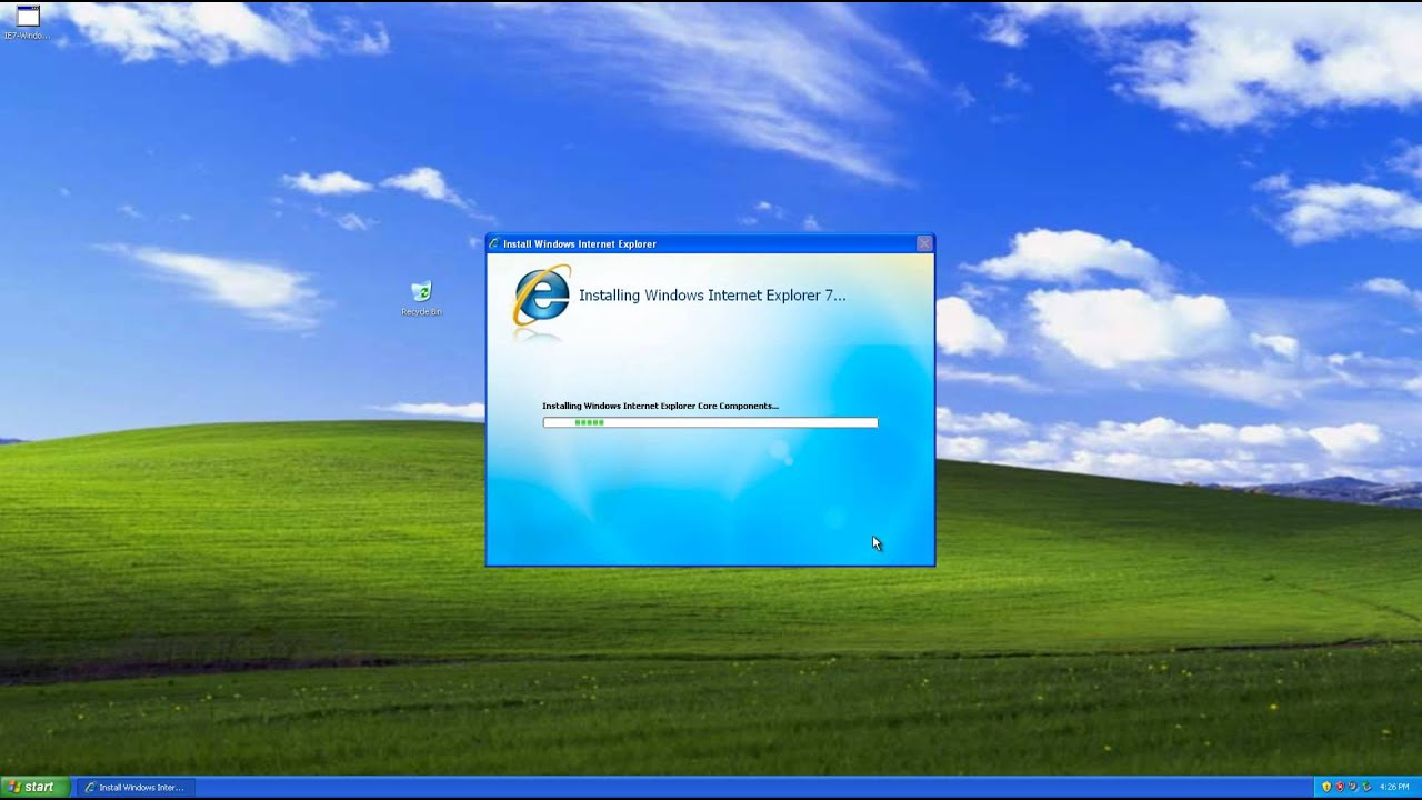 Internet Explorer 11 Free Download for Windows XP/10 (32 ...
