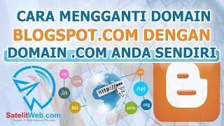 download lagu Cara Mengganti Blogspot Dengan Domain .com Anda Sendiri Terbaru gratis