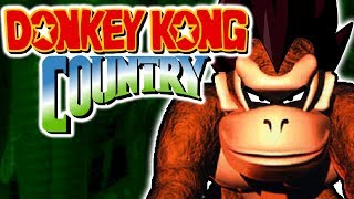 Prince of all Kongs! | Vegeta Plays Donkey Kong Country | Renegade For Life