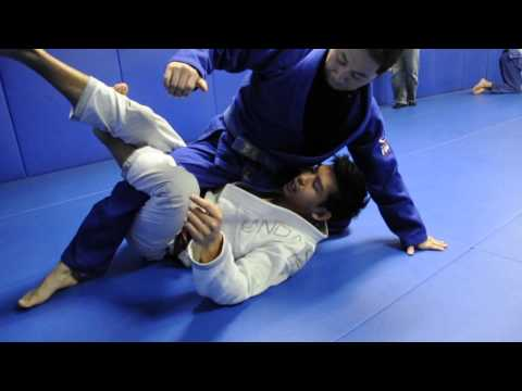 DEEP HALF GUARD: Sweep #1: Elevator Sweep Image 1
