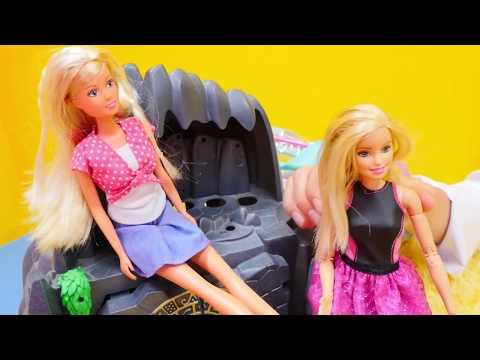 BARBİE KORSAN OLUYOR. Barbie oyunları - #kızoyuncakları ve #Korsanoyunları. #Geçmişolsunhastanesi