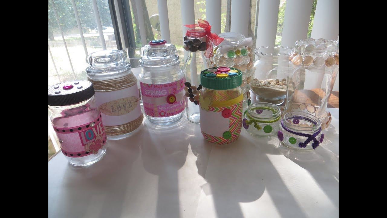 Como Decorar Botellas De Vidrio Para Baby Shower