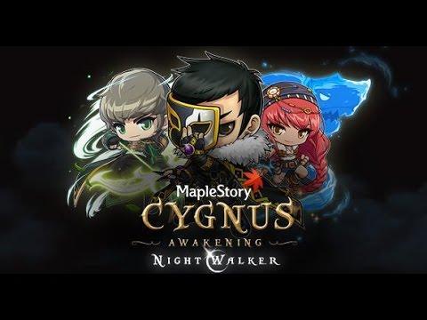 MapleStory - Cygnus Awakening: Night Walker Update Spotlight