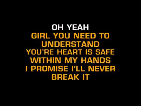 NSYNC-For The Girl Who Has Everything (Karaoke)