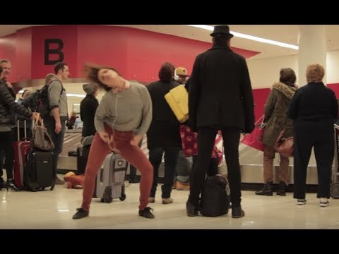 Dance Like Nobody s Watching: Airport