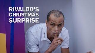 Rivaldo's Christmas surprise