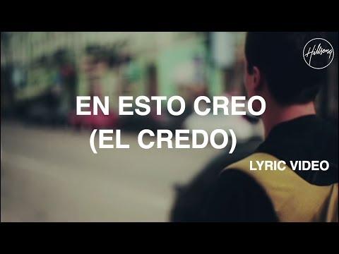 En Esto Creo (El Credo) - Video Con Letra
