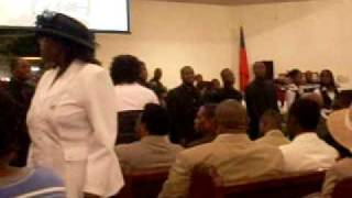 Independent Haitian Church Of God Youth Choir We Are United By Brooklyn Tabernacle Choir