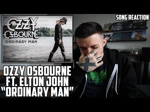 Download  Ozzy Osbourne - Ordinary Man ft. Elton John - Song Reaction Gratis, download lagu terbaru