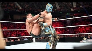 United States Champion Kalisto vs. Alberto Del Rio WWE FASTLANE 2016 preview