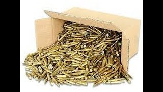Ammunition  prices have gone through the roof!!