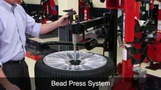 TCX53 Performance Tire Changer with Bead Press System by Hunter Engineering